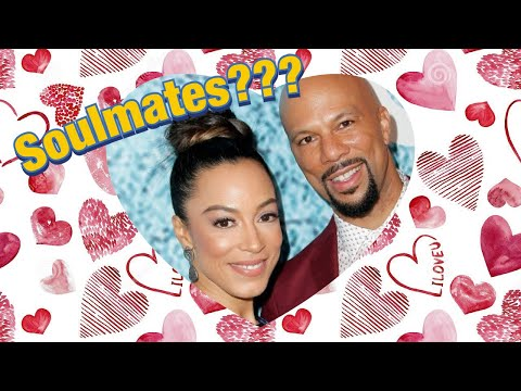 SOULMATES Or Just DATING?? Common And Angela Rye 2019: How Do You Know That They Are The One???