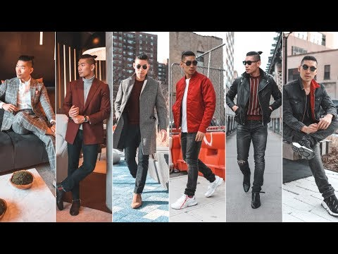 MENS DATE NIGHT OUTFITS 2019 | Men's Fashion - Levitate Style