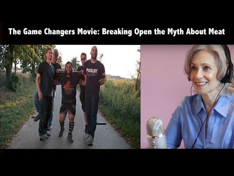 From Sundance: The Game Changers Movie Breaks Open the Myth About Meat