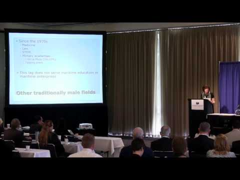 2014 California Maritime Leadership Symposium - Day 2 The Maritime Workforce of the Future