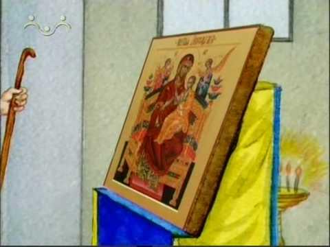 Икона Божией Матери Всецарица.avi