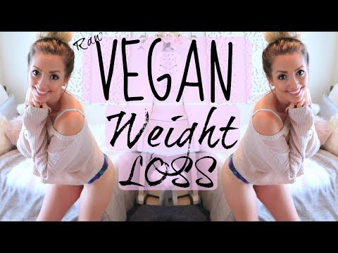 WEIGHT LOSS ✦ RAW VEGAN ✦ What I Ate Today