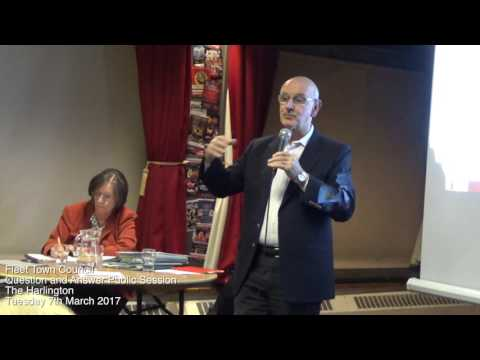 Fleet Town Council Meeting March 7th