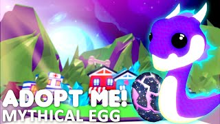 Adopt Me MYTHICAL EGG UPDATE! Mythical Pet Concepts + Update Info