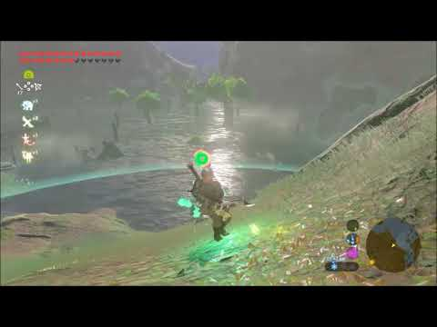 Bow Spinning | BoTW