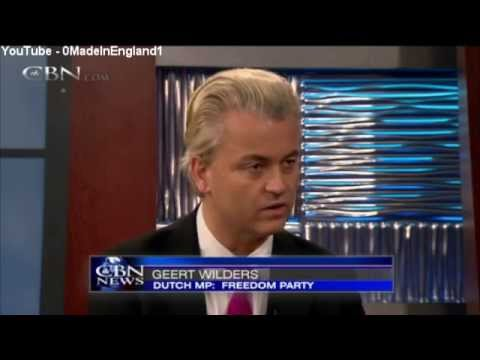 Wilders: Islamization of Europe Can Happen in America