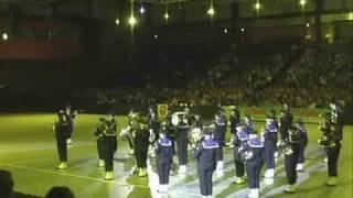 The Royal Swedish Navy Youth Band 2nd performance MpdN 2008