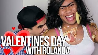 VALENTINES WITH ROLANDA! thumbnail