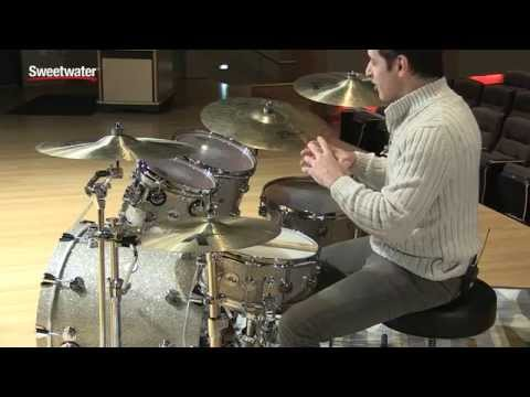 DW Collector's Series Finish Ply Shell Pack Review by Sweetwater Sound