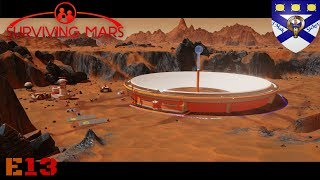"Surviving Mars (S01) -Ep 13 ""Our 1st Wonder 'Omega Telescope"""" -Let's Play"