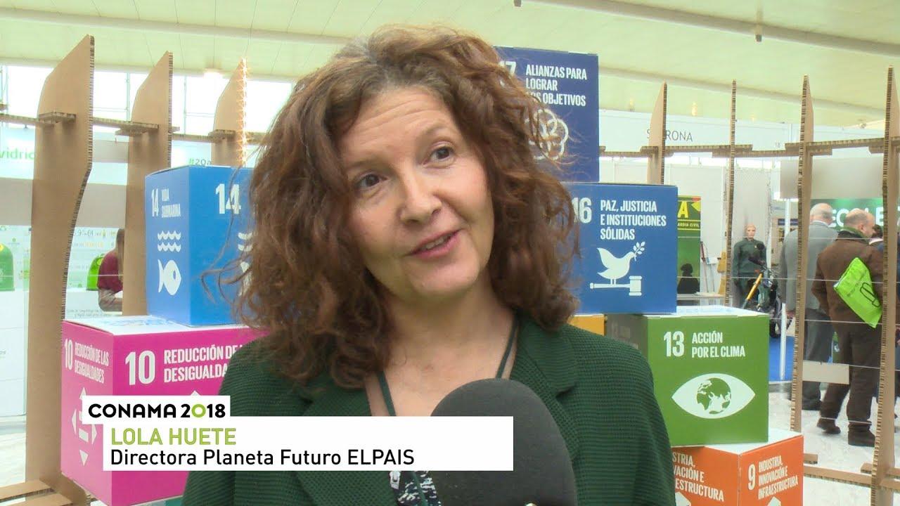 ¿Cómo comunicar la Agenda 2030? Entrevista a Lola Huete
