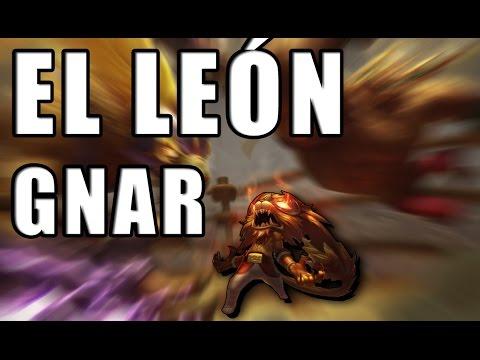 Gnar El León - League of Legends (Completo BR)