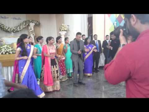 Wedding surprise karaoke DALIES AND SHERIN