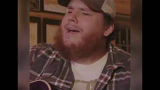 Luke Combs - I Hope You're Happy Now Cover