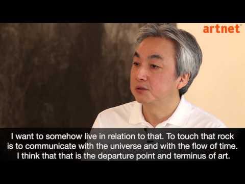 Contemporary artist Hiroshi Senju discusses his work at his studio in upstate New York