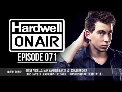 Hardwell On Air 071