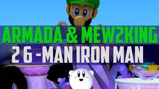 Video Armada vs Mew2King - Full Roster IRON MAN download MP3, 3GP, MP4, WEBM, AVI, FLV Maret 2018