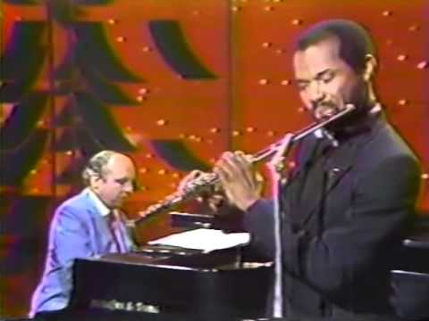 Claude Bolling and Hubert Laws on Johnny Carson Show