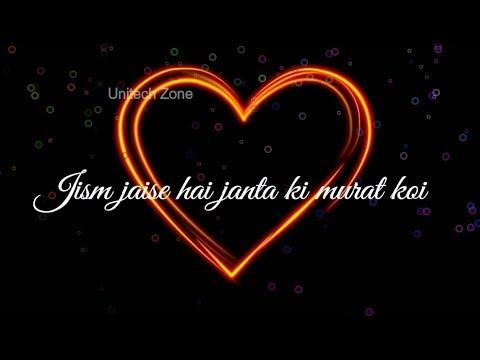 Aisa Dekha Nahi Khubsoorat Koi ❤ || Old : New : Love ❤ WhatsApp Status Video 2017 😊