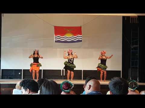 Dancing kiribati