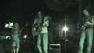 Lay Down Sally - busking