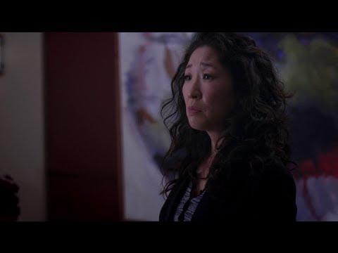 Grey's Anatomy 10x22 - Cristina and Burke -