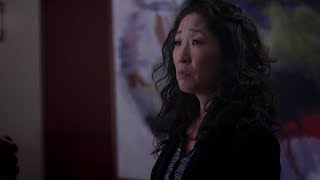 Grey's Anatomy 10x22 - Cristina and Burke -