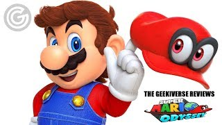 Super Mario: Odyssey Review | The Geekiverse Reviews