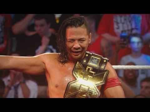 Relive the war between Shinsuke Nakamura and Samoa Joe: WWE NXT, Aug. 24, 2016