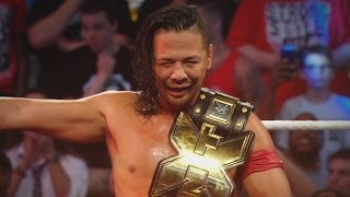 Relive the war between Shinsuke Nakamura and Samoa Joe: WWE NXT, Aug. 24, 2016 thumbnail