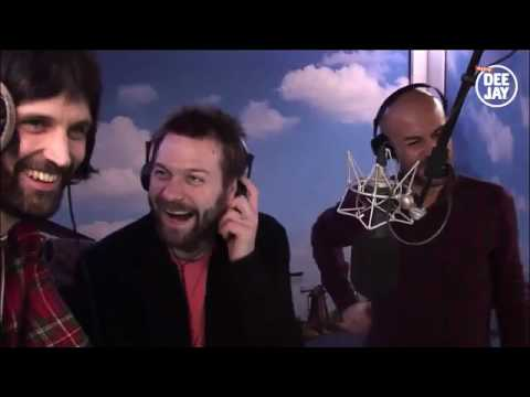 Kasabian on Radio Deejay (27/03/17)