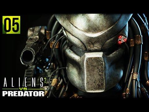 Aliens VS Predator 2 | TAKE BACK THE MASK (Predator Campaign ENDING FINAL BOSS)