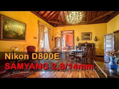 Nikon D800E & SAMYANG 2.8/14mm Featurette - Abaco - Tenerife - German