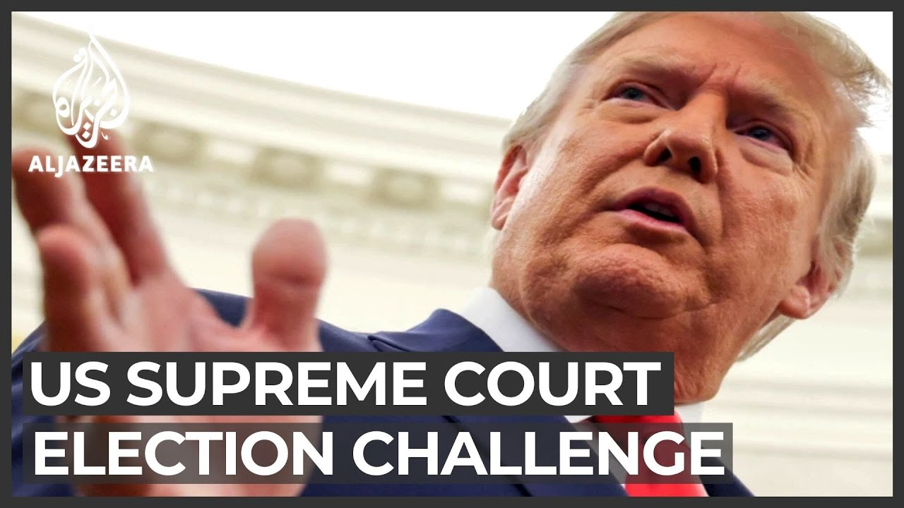 US top court refuses to take up latest Trump election challenge