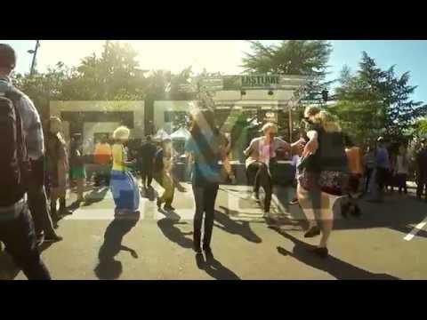 Oakland People Dancing: EastLake Music Festival 2015 DJ Kincaid
