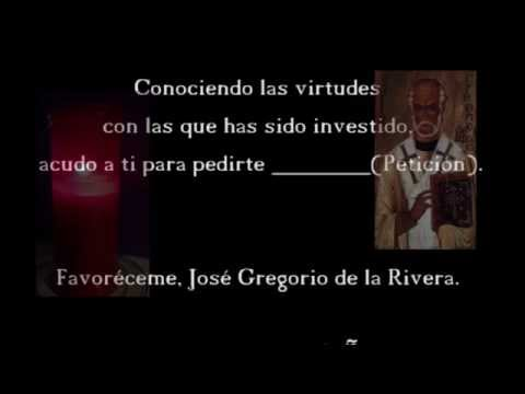 ORACIÓN A SAN GREGORIO DE LA RIVERA PARA COBRAR DEUDAS - YouTube