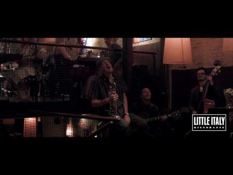 LITTLE ITALY RESTAURANT - JAY WALLIS JAZZ TRÍO - BARCELONA - LIVE MUSIC