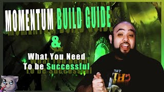 Patch 9.0.5 Momentum Build (Havoc DH) For Mythic+  Everything You Need To Be Successful At It