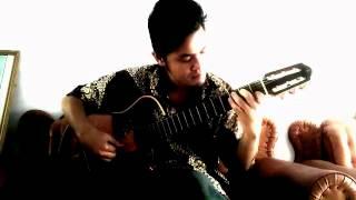 【Kla Project】 Yogyakarta - Classical Fingerstyle Guitar