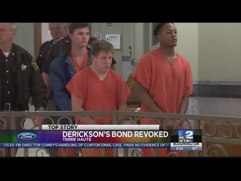 Teen Accused of Murder Has Bond Revoked After Failing Drug Test