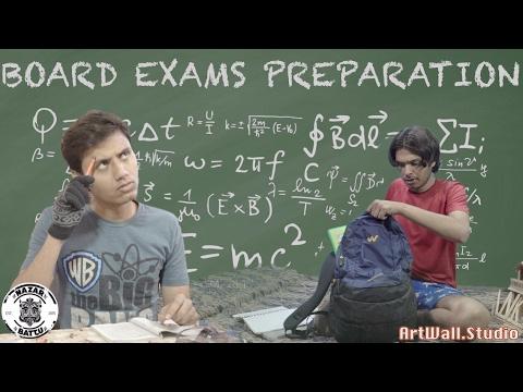 II Bilal Junaid II BOARD EXAM  PREPARATIONSII
