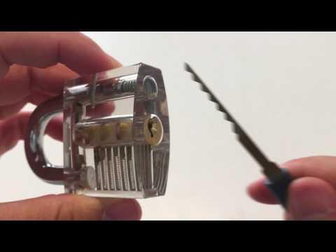Lockpicking für Einsteiger - Deutsch