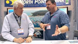North Point Marina at The 2014 Chicago Boat, Sports & RV Show