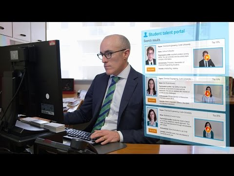 Revolutionising recruitment? Curtin's Graduate Talent Portal