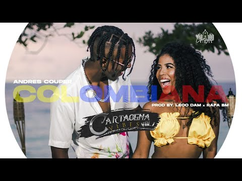 Andres Couper - Colombiana  (Official Video)