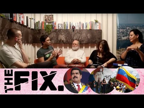 The Fix Live - Venezuela debates, Part 2
