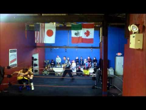 Pier 6 Wrestling