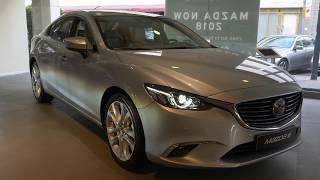 Mazda 6 2017 Premium Plus 2.5 Sonic Silver