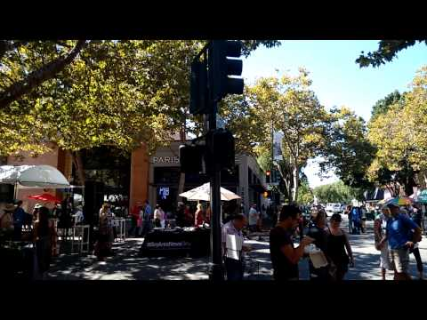 #PromenadeOnEarth Festival of Arts Palo Alto