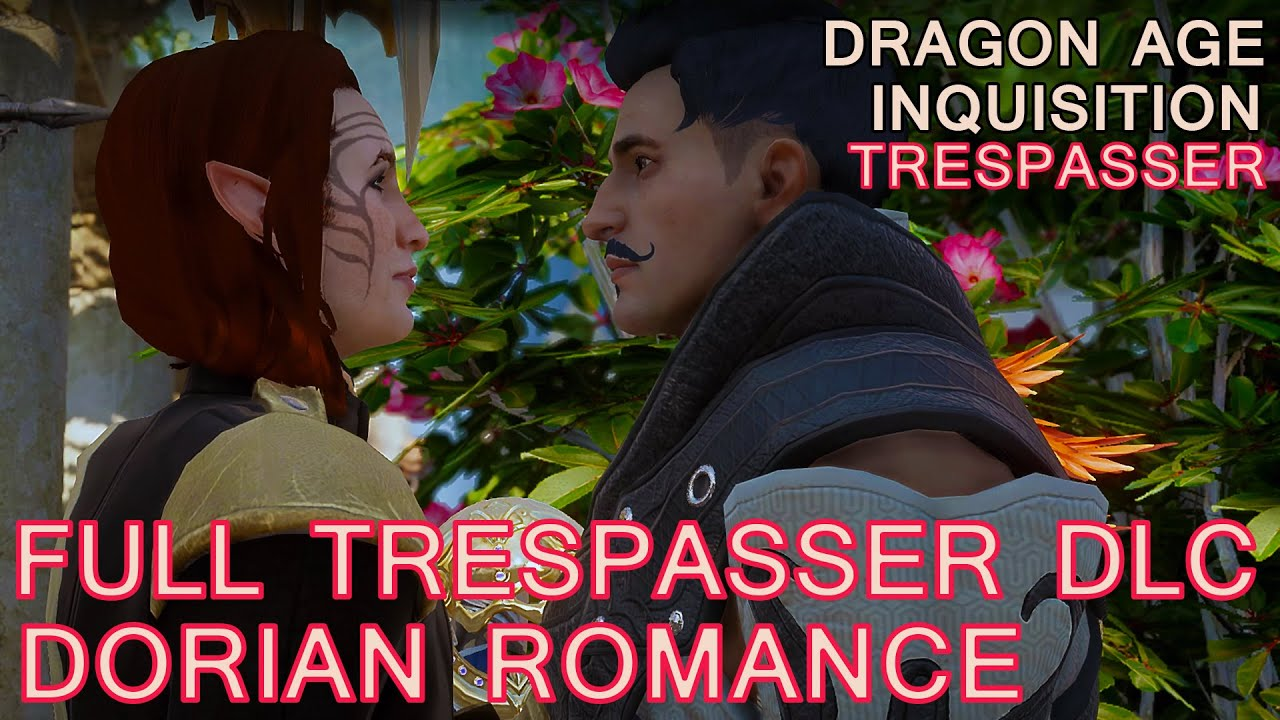 trespasser dorian how to get to marriage